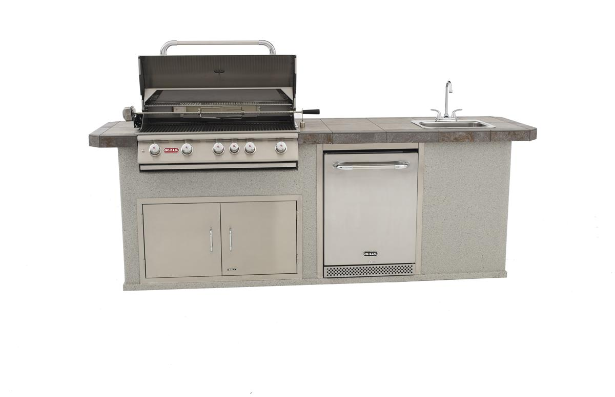 Outdoor Kitchen - Carddine Home Resort Products