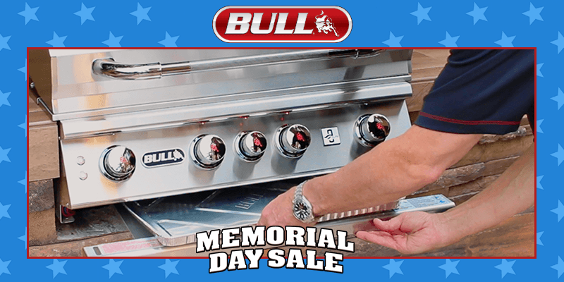 Carddine Memorial Day Sale - Grills and Components