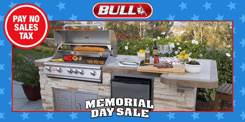 Carddine Memorial Day Sale - Outdoor Kitchens