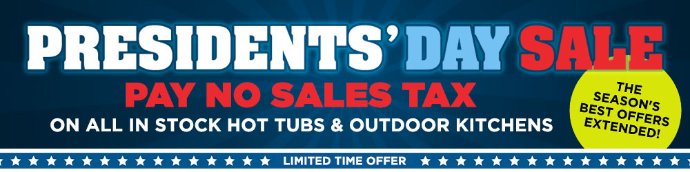 Carddine Presidents' Day Sale - Pay No Sales Tax