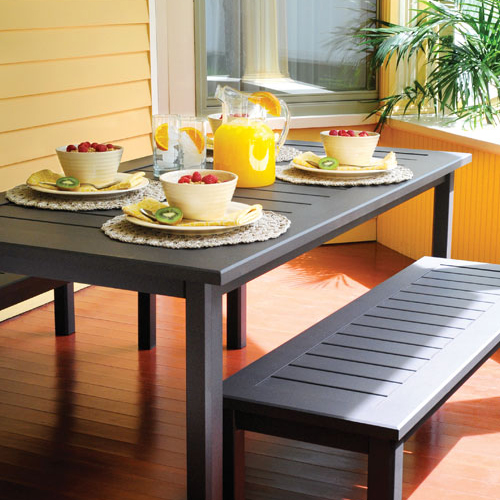 dockside outdoor furniture