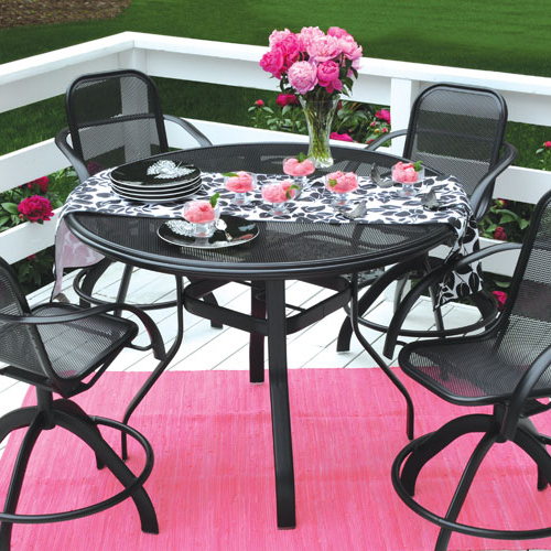 florida mesh outdoor furniture